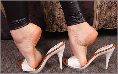 Foot Modeling